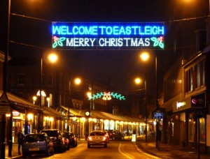 Welcome to Eastleigh lights