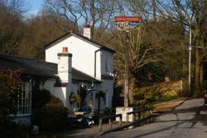 Police hunt Fox & Hounds raiders