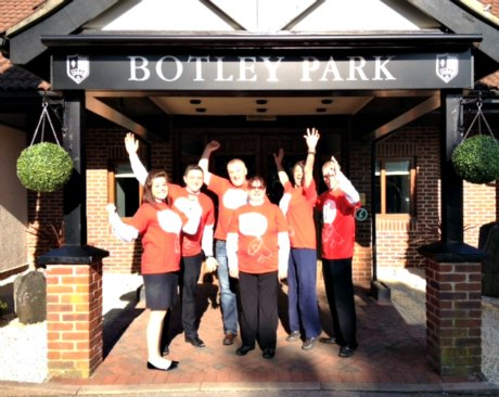 Botley Park Hotel takes action for Children