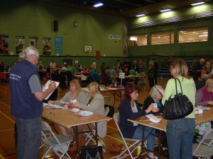 Polls close in County Election
