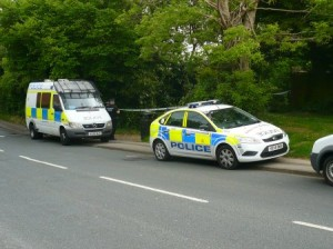 Body found on local footpath