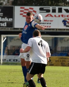 Wright time for Eastleigh to win the league