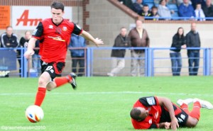 Spitfires in Five Goal FA Romp