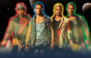 JLS in special Eastleigh screening