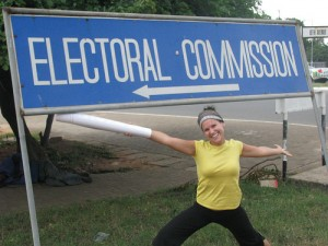 Election expense complaint rejected