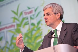 "Huhne:""There is no alternative"""