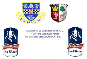 Eastleigh start on FA cup trail