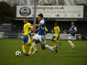 Spitfires on FA Trophy trail