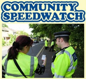 First Wessex working with Eastleigh Police to tackle speeding.