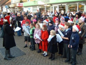 Botley's Jubilee celebrations