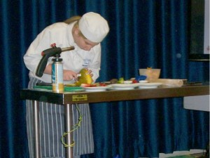 Medal landslide for Eastleigh catering students